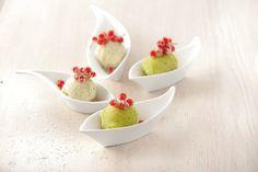 Transform your Villeroy & Boch Flow gravy boats into stylish #IceCream bowls