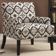 Hathorn Chateau Designer Patterned Fabric Accent Chair. Furniture OnlineFurniture  OutletCoaster ...