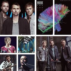 Muse is by far my favorite band and always will be!