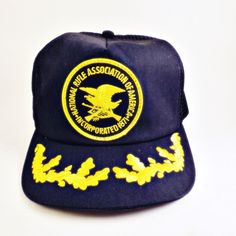 7476feae181 SIZE  One size fits all with adjustable snapback adjuster. DETAILS  Sewed  on patch