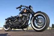 Customized H-D Sportster Forty-Eight - Thunderbike Brown Sugar