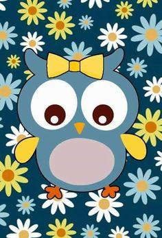 Owl Clip Art, Owl Art, Zebras, Cute Owls Wallpaper, Owl Background, Stitch Games, Paisley Art, Paper Owls, Owl Pictures