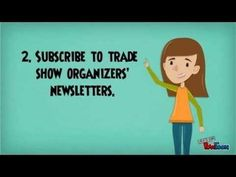 How to Find Trade Show Events to Participate In - YouTube
