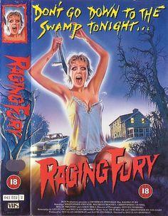 Hell High aka Raging Fury (1989) Slasher/Horror