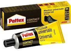 PATTEX MASTICE UNIVERSALE GR. 125 http://www.decariashop.it/collanti/12850-pattex-mastice-universale-gr-125.html