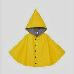 Cute as a {French} Button - Petit Bateau Raincoat SS14