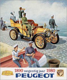 Peugeot 1890-1980