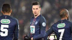 Scandale au PSG : Julian Draxler surpris en train de tromper sa compagne !