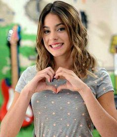 Image uploaded by Emma. Find images and videos about martina stoessel, violetta and martina on We Heart It - the app to get lost in what you love. Disney Channel, Violetta And Leon, Celebrity Wallpapers, Disney Stars, Celebs, Celebrities, Disney Girls, Best Songs, Selena Gomez
