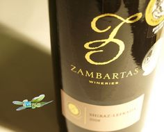 Cyprus Wine Zambartas Shiraz vintage 2008
