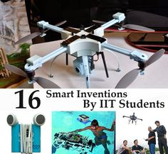 16 Smart Inventions By IIT Students