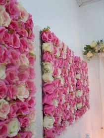 make a silk flower box for above the piano