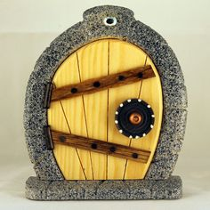 """fairy """"treasure"""" door"""