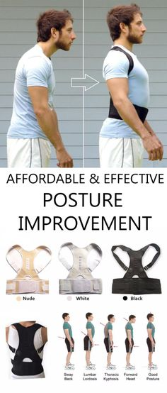 So what's up about posture correction braces and shirts? Do they help you or do they do nothing? Do you suffer from back pain, stiffness, or self-consciousness because of posture? Bad posture can stem from an injury, bad habit, or genetic predisposition, but with time, effort and the right tools, it can be corrected. Everything from your sitting position,your ability to live an active lifestyle, andyour emotional state canbe negatively impacted by poor posture. Incorrect posture and a...