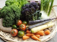 Seasonal Vegetable Box - Small