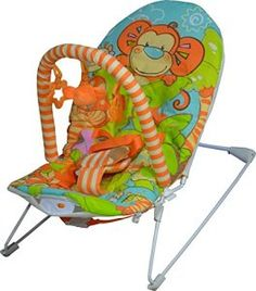 Amazon  Buy Sunbaby Monkey Baby Bouncer (Multicolor) at Rs 1338 only