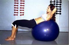 Entrenamiento del dia : Fit Pilates con balones