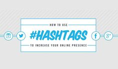 How to Use Hashtags to Improve Your Social Media Presence - http://red-blog.co.uk/1mStt98 #Bizitalk #RedBizUK