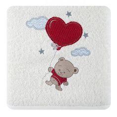Kojenecké osušky krémové so srdiečkom - domtextilu. Snoopy, Kids Rugs, Embroidery, Fictional Characters, Decor, Clothes, Art, Needlepoint, Bebe