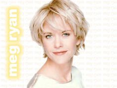 meg ryan hairstyles pictures | She and Julia Roberts were the only two women named in Ulmer`s top ...