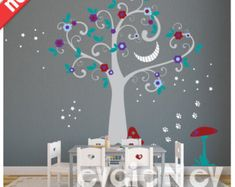 Adorable Teddy Bears  Wall Decals and Baby Nursery by evgieNev
