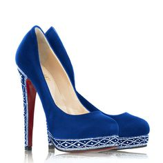 Christian Louboutin Pumps are perfect for dressy days or evenings.