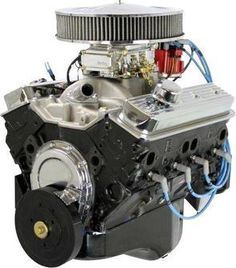 396 crate engine engine pinterest engine and pro builds blueprint engines 350ci crate engine small block gm style dressed longblock with carburetor malvernweather Gallery