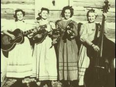 """The Coon Creek Girls were a popular all-girl """"string band"""" in the Appalachian style of folk music (a precursor of country music) which began in the mid-1930s. Created (and named) by John Lair for his Renfro Valley Barn Dance show, the band originally consisted of sisters Lily May and Rosie Ledford (from Powell County, Kentucky) along with Esther """"Violet"""" Koehler (from Indiana) and Evelyn """"Daisey"""" Lange (from Ohio)."""