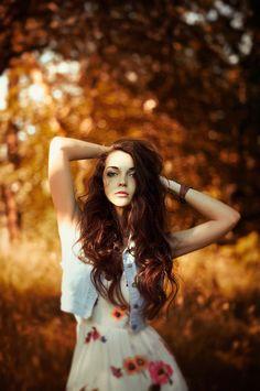 Oksana by Karina Chernova on 500px
