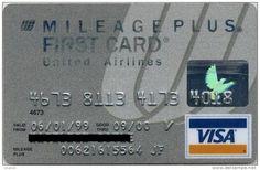 United Airlines |Visa Mileage Plus