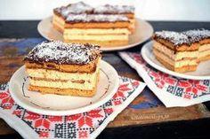 Pentru că este o prăjitură cu gust intens de caramel, a primit denumirea de prăjitura Carmelita. Am devenit mare fan al caramelului condensat de la Delatte.ro, poate ați observat că este prezent în majoritatea prăjiturilor mele de câteva luni, dar credeți-mă că este […]
