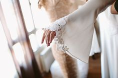 Vestido de novia de Miguel Crespí · Tendencias de Bodas Magazine
