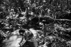 Les « Exodes » contemporains vus par Salgado | Actuphoto