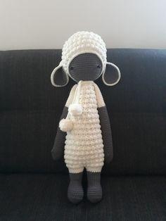 Lupo the lamb made b