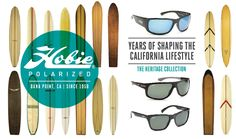 Hobie Polarized gives Sisters of the Sea members a great discount on sunglasses.
