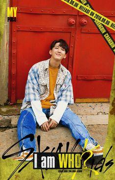 Stray Kids : Photos teasers individuelles de Chang Bin et Hyun Jin pour « I am WHO Korean Boy Bands, South Korean Boy Band, Lee Min Ho, Wattpad, Sung Lee, Lee Daehwi, Kim Woo Jin, Chan Lee, Pre Debut