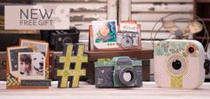 Free Gift – Instant Memories SVG Kit – $6.99 Value