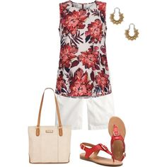 Untitled #826 by texasgal50 on Polyvore featuring Hobbs, J.Crew, Franco Sarto, Marc Fisher and Lucky Brand
