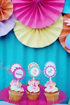 "Photo 1 of 22: My Little Pony / Birthday ""Twins Turn 1"" | Catch My Party"