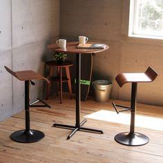 Home-Feeling-吧台桌椅組-一桌二椅-圓