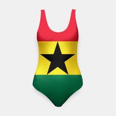 GHANA (FLAG) Swimsuit