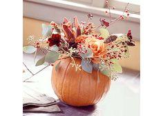 Duka till Halloween – sätt pumpan på bordet - Sköna hem