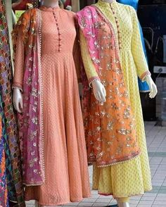 Pakistani Dress Design, Pakistani Dresses, Indian Dresses, Indian Outfits, Bridal Anarkali Suits, Churidar Suits, Kurta Designs, Blouse Designs, Churidhar Designs