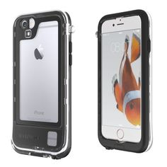 $90, tech21.com The iPhone 6s is not water-resistant, but the Evo Xplorer case by tech21 will help you right this wrong. The accessory will help the phone survive water submersion, as well as drops from up to 6.6 feet without any damage. Despite its tough nature, the case offers easy access to all buttons and ports of the iPhone.