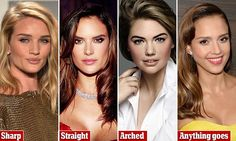 The shape of your eyebrows can make or break your entire face and there's a specific style to suit each face shape. FEMAIL, along with the best brow experts, have compiled the ultimate guide