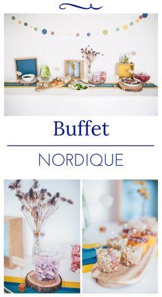 Buffet nordique - traiteur - original - couleur - thème - Paris