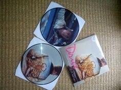 Drive OST Picture disc version