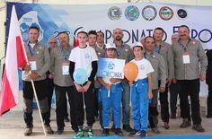 La #Polonia ospite alle #TermediComano per il XXI Campionato Europeo di Pesca a Mosca 2015 #visitacomano