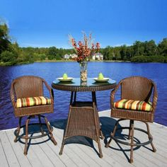 The Lexington Collection is defined by its elegant traditional design, plush deep seating comfort, and rugged all-weather durability. This broad array of options gives you the versatility to you create your own custom outdoor wicker patio set suitable for any indoor or outdoor patio environment.