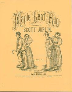 Maple Leaf Rag (1899) by Scott Joplin.